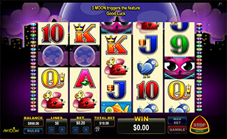 Miss kitty slot screenshot